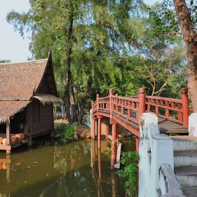 Floating Market, Muang Boran - Ancient City